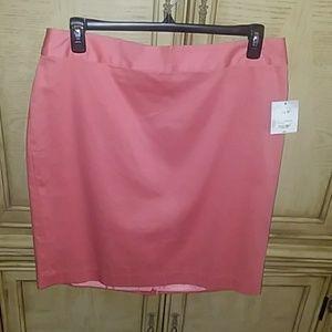 Liz Claiborne skirt 16p
